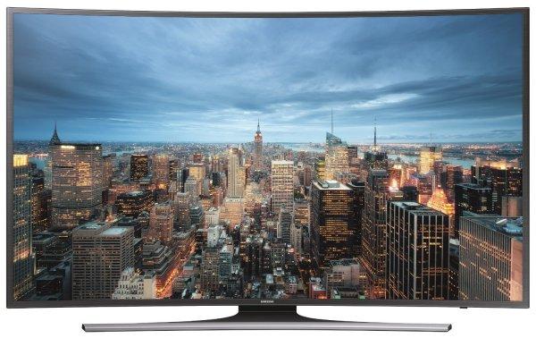Samsung UE55JU6550 138 cm (55 Zoll) Curved Fernseher
