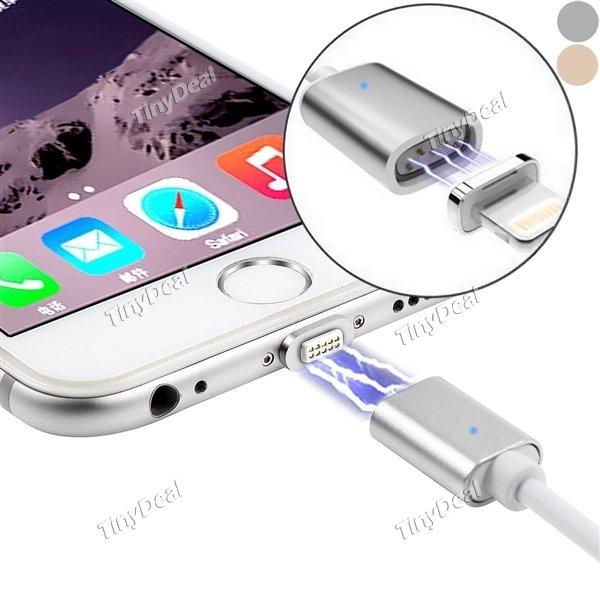 (tinydeal) magnetisches Ladekabel für Apple iPhone Geräte 1m