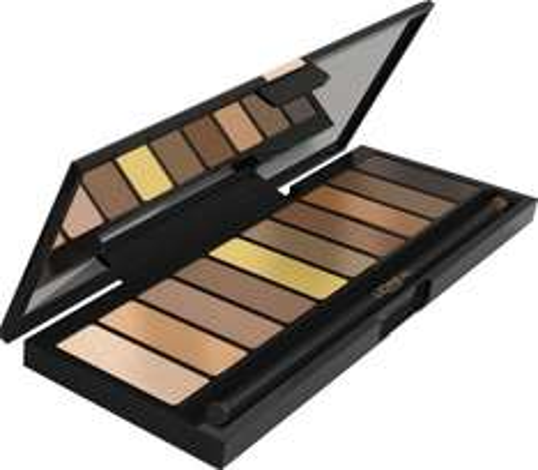 Amazon 2 EUR Sofortrabatt auf eine La Palette Lidschatten-Palette von L'Oréal Paris