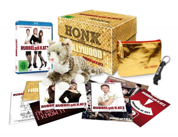 Rubbel die Katz Blu-Ray Limited Honk Edition (viele Goodies) @amazon prime