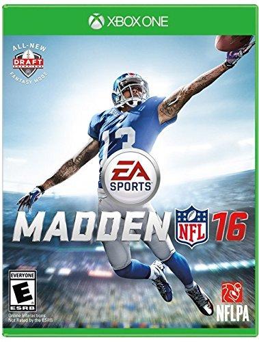 [Xbox Live Gold Mitgliedschaft erforderlich] Madden 16 - kostenlose Spieltage