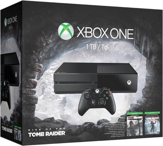 [Digitec.ch] Microsoft Xbox One 1TB Tomb Raider Bundle für CHF 249 / € 227