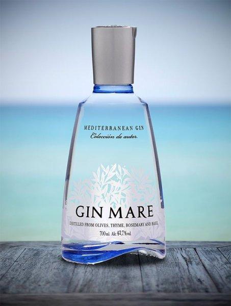 Gin Mare 1,0 l für 37,95 [onlineshop-helgoland.de]