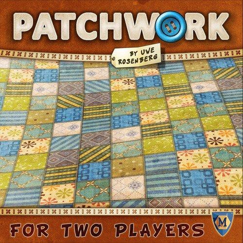 [Spiele-Offensive] Patchwork von Uwe Rosenberg als Tagesdeal