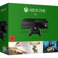 [Microsoft Store] Xbox One 1TB + Forza Horizon 2 + Rare Replay + Ori and the Blind Forest für 299€