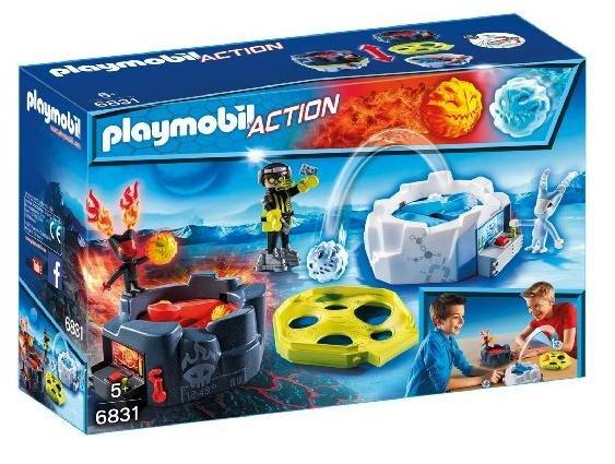 [Amazon Prime] Playmobil 6831 - Fire und Ice Action Game für 11,79€ statt ca. 19€