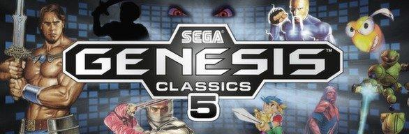[Steam] Sega Mega Drive Classic Packs für je 2,55€ (5 verschiedene)