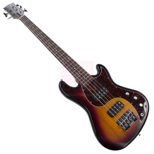 Gibson EB Bass 5-String Fireburst, 599€, Music Store und Music Store auf eBay