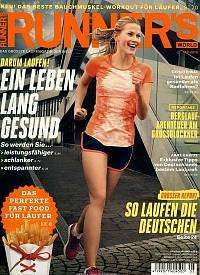 Runner's World Halbjahresabonnement für 26,45€ mit 20€ Amazon Gutschein