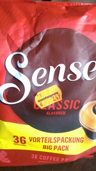 [REWE Lokal] Senseo Kaffeepad 36er Klassisch und Mild - REWE Kiel Wilhelminenstraße