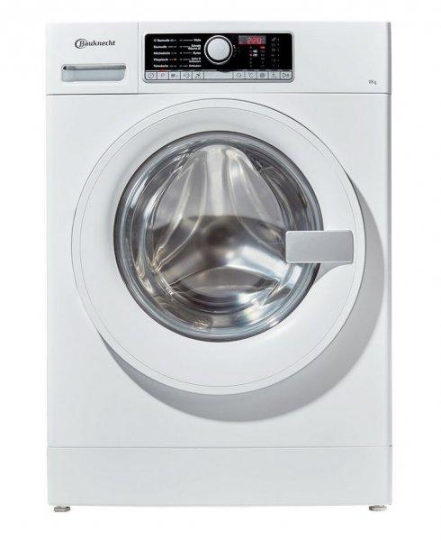 Bauknecht Waschvollautomat (WA JOY 8) mit 5 Jahren Herstellergarantie + 10 Jahren Garantie auf den Motor: EEK A+++, 1.400 U/min, Waschwirkungsklasse A, Startzeitvorwahl, Dosieranzeige