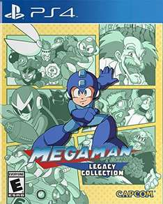(Amazon.com) Mega Man Legacy Collection (PS4 / Xbox One) ab 19€