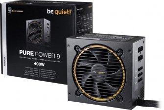 [Digitalo] BeQuiet PURE POWER9 CM 400W ATX Netzteil (80+ Silber) für 49,33€ versandkostenfrei