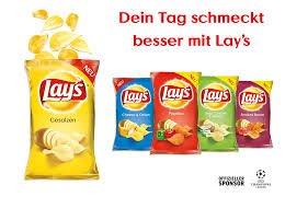 Lay's Chips Paprika und Gesalzen 20 g Gratisproben im E-center Lutherstadt Wittenberg
