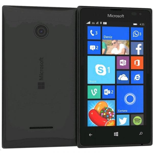 [Ebay.de] (B-Ware ) Microsoft Lumia 532 Dual-SIM schwarz, Windows 10, versandkostenfrei, Paypal ist möglich, Versand aus D, simlockfrei