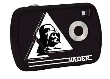 [Amazon Prime]Lexibook Star Wars 1.3 MP Digitalkamera 8 MB Interner Speicher - Darth Vader für 11,55€ statt ca. 22€