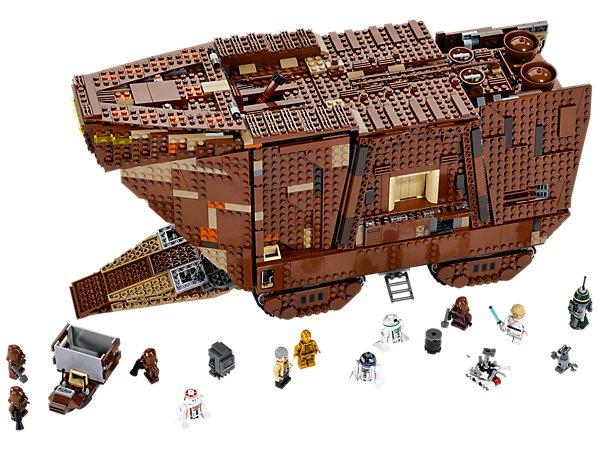 Lego-Shop:10% auf viele Lego Star Wars Sets