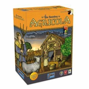 [Bücher.de] Brettspiel/Gesellschaftsspiel Agricola - 31,95 €