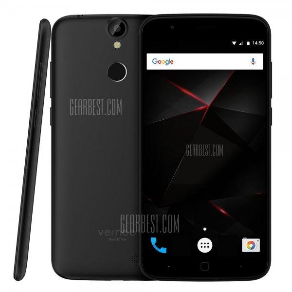 [CN   GEARBEST] Vernee Thor (5 Zoll, Android 6.0, 3GB RAM 16GB ROM, Gorilla Glass 3, Fingerprint Sensor)