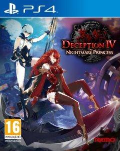 [shopto.net] Deception IV: The Nightmare Princess Inc Golden Toilet Exclusive DLC [PS4] für 20,24€ inkl. Versand
