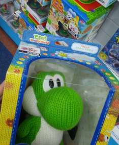 [lokal] Saturn SG Wii U Mega Yarn Yoshi 25€ -& Animal Crossing Amiibo Festival 25€