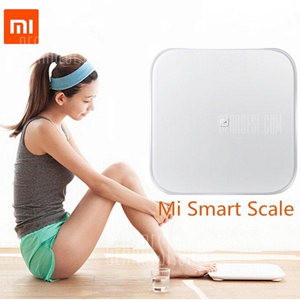 XiaoMi Mi Smart Waage Scale - Bluetooth Körperwaage