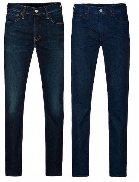 Levis 511 Slim Fit Herren Jeans-Hose Denim in 2 Modellen und verschiedenen Größen