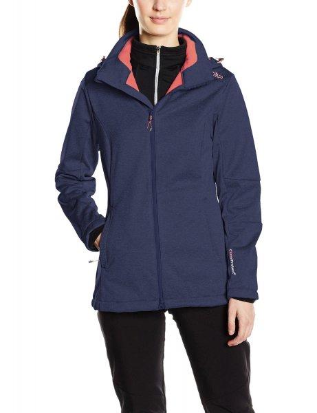 CMP - F.lli Campagnolo Damen Jacke Softshell ab 27,65€ gr. 34 (andere Grössen sind teurer) mit Prime