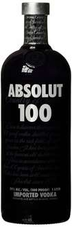 [Amazon] Absolut Vodka 100 (1 x 1 l) 50%vol - BLITZDEAL