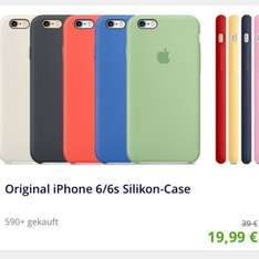 Apple iPhone 6(s) Silikon Case