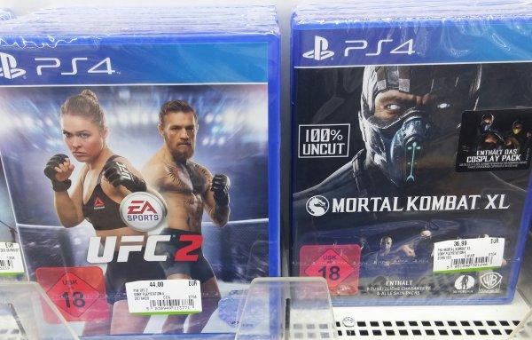 [Media Markt.de] PS4 Mortal Kombat XL