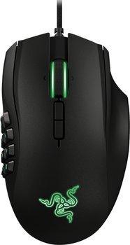 [Ibood] Razer Naga Gaming Maus für Rechtshänder schwarz für 55,90€ inc Versand