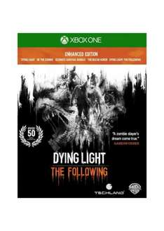 Dying Light: The Following - Enhanced Edition Xbox One für 36,10€ bei base.com