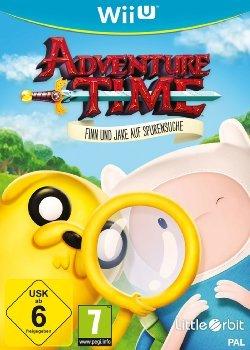 [toysrus.de] Adventure Time: Finn und Jake auf Spurensuche [Wii U] für 14,97€ (Abholung) / 17,92€ inkl. Versand