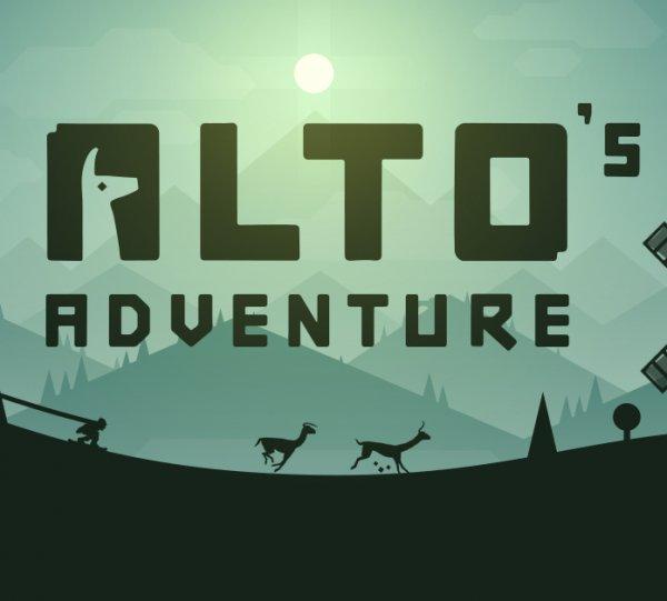 [iOS] Alto's Adventure wieder für 0,99€ statt 2,99€