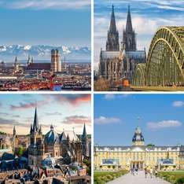 Ebay: 3 Tage Kurzurlaub für 2 Personen in München, Köln, Karlsruhe oder Aachen! 66 €