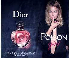Gratis Dior Poison Girl Parfüm Probe