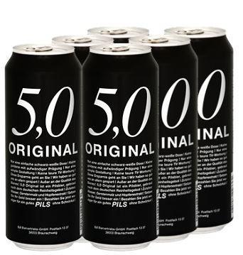 [Allyouneedfresh] 102x Dosenbier(5,0 & Tuborg) + 3x 5L Bierfässer exkl. Pfand für 50,15€ [34 Cent/Dose] [5€/Fass]