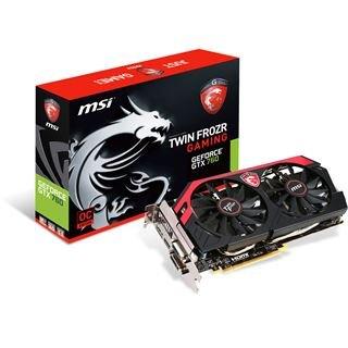 Geforce GTX 760 Twin Frozr 2048 MB für 134,99 Euro zzgl. VSK.