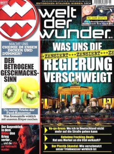 Welt der Wunder - 14 Ausgaben für eff. 5,60€