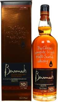 Whisky: Benromach 10 Years 100° PROOF 0,7l 57% (whiskysite.nl)