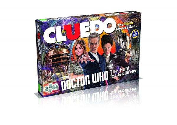 (Brettspiel/Prime) Cluedo - Dr. Who für 31,81€