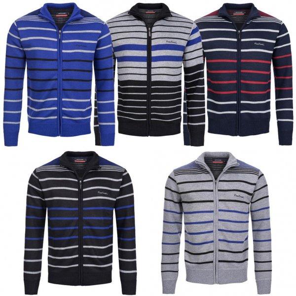 [@ebay] Pierre Cardin Herren Strick. bzw. Sweatjacke in verschiedenen Farben und Größen
