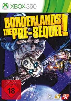 Borderlands: The Pre Sequel - Amazon [Xbox 360 | PS3]