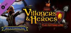 [Steam] Villagers and Heroes: Hero of Stormhold Pack DLC @ failmid.com