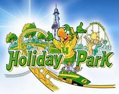 [Holiday Park] Vatertagsaktion: 2. Ticket kostenlos dazu. Effektiv 14,75€ je Ticket (Bestpreis)