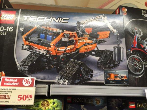 Lego Arktis 42038 Kettenraupe