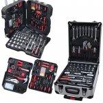 Werkzeugkoffer in Alu oder Blow Case je 207 tlg @ebay 59,95€