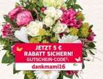 [Lidl] 5€ Gutschein für Blumensträuße zum Muttertag, z.B. 23 langstielige Rosen für 19,99€ inkl. Versand