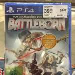 [Müller Lokal Berlin] Battleborn PS4/XB1